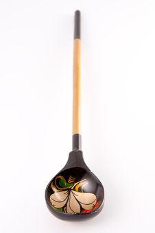 Free Wood Spoon Stock Image - 8303001
