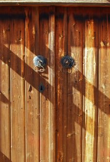 Free Old Door Stock Photo - 8303340