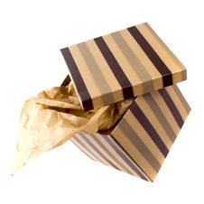 Free Gift Box Stock Image - 8303491
