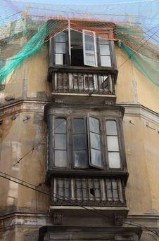 Free Building Renovation ( Malaga ) Stock Image - 8303521