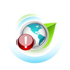 Free Environmental Symbol Royalty Free Stock Images - 8303559