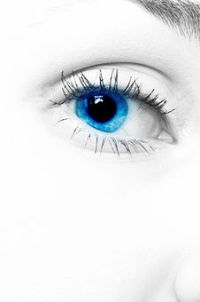 Free Human Eye Royalty Free Stock Images - 8303609