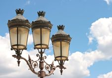 Free Old Streetlamps Stock Photos - 8304213