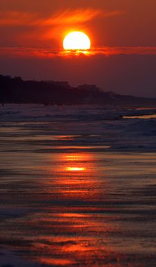 Free Sunset Royalty Free Stock Image - 8304226