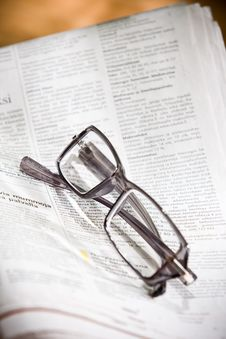 Free Glasses Royalty Free Stock Images - 8304569