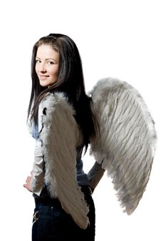 Free Pretty Angel Stock Images - 8304584