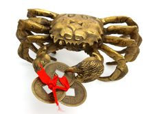 Free Crab Stock Image - 8305121