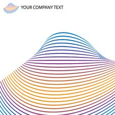 Company Background Royalty Free Stock Images