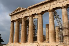 Free Parthenon Temple Stock Photo - 8305280