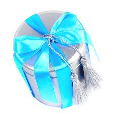 Free Metal Gift Box Royalty Free Stock Images - 8305339