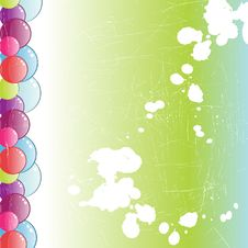 Free Colorful Bubbles Design Stock Images - 8305344