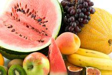 Free Fresh Fruits Royalty Free Stock Images - 8306919