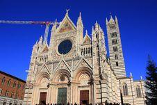 Free Siena Duomo Stock Image - 8306991