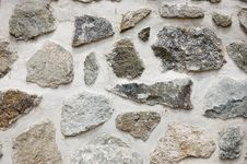 Free Stone Wall Royalty Free Stock Photo - 8307325