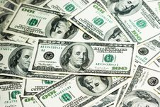 Free One Hundred Dollars Royalty Free Stock Images - 8307589