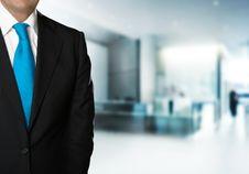 Free Businessman Office Stock Image - 8307711