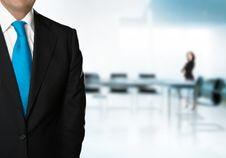 Free Businessman Office Stock Photo - 8307760