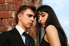 Free Lovely Couple Stock Image - 8308041