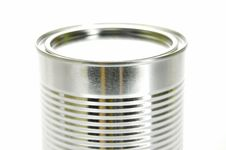 Free Tin Canisters Royalty Free Stock Images - 8308459