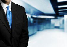 Free Businessman Office Stock Photo - 8308470