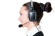 Free Receptionist Stock Photography - 8309452
