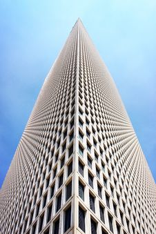 Free Facade Of Modern Skyscraper Stock Photos - 83008673