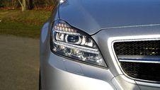 Free Headlight On Car Stock Photography - 83008772