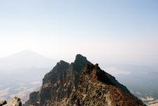 Free Mountain Peak Royalty Free Stock Image - 83008866