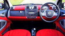 Free Car Interior Stock Photography - 83009092