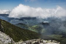 Free View From Mountain Top Royalty Free Stock Photo - 83009565