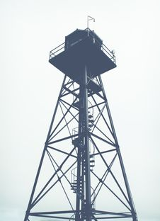 Free Observation Tower Royalty Free Stock Photography - 83009687