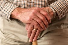 Free Mans Hands Stock Image - 83010061