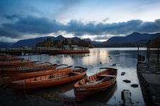 Free Wooden Boats Onshore Royalty Free Stock Photo - 83011455