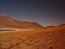 Free Desert In Chile Stock Photography - 83011742
