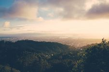 Free City In Distance Royalty Free Stock Image - 83012766