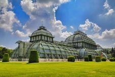 Free Palmenhaus Schonbrunn, Vienna, Austria Stock Photo - 83012900