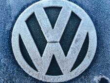 Free Volkswagen Logo Royalty Free Stock Photos - 83013318