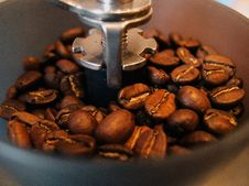 Free Coffee Grinder Royalty Free Stock Image - 83013446