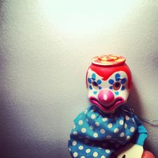Free Clown Doll Stock Photos - 83013593
