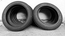 Free Black Tires Stock Photos - 83013953