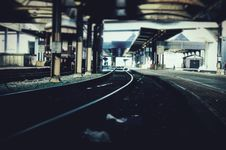 Free Black Steel Train Railways Stock Images - 83014144