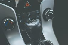 Free Black Manual Gear Stick Stock Photography - 83014412