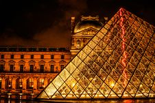 Free Louvre Museum Royalty Free Stock Photos - 83014678