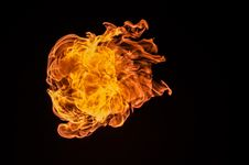 Free Fireball Stock Photos - 83014883