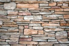 Free Stone Wall Royalty Free Stock Image - 83014976
