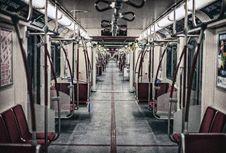 Free Subway Car Royalty Free Stock Photo - 83015185