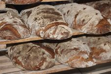Free Loaves Of Bread Stock Image - 83016361