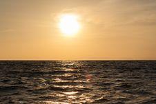 Free Gray Rippling Sea Water During Dusk Royalty Free Stock Image - 83017326