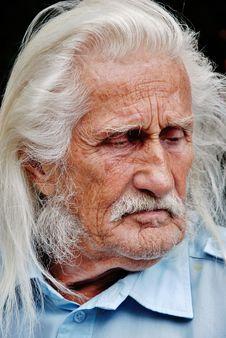 Free Portrait Of Senior Man Royalty Free Stock Photos - 83017448