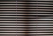 Free White Window Blinds Royalty Free Stock Photo - 83017775